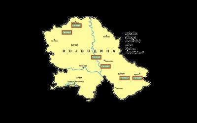 Farmax po Vojvodini