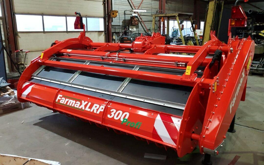 Spremna mašina za našeg kupca u Požarevcu